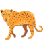 Leopard Emoji (Messenger)