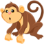 Monkey Emoji (Messenger)
