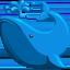 Spouting Whale Emoji (Messenger)