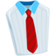 Necktie Emoji (Messenger)