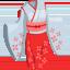 Kimono Emoji (Messenger)