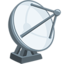 Satellite Antenna Emoji (Messenger)