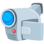 Video Camera Emoji (Messenger)