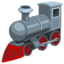 Locomotive Emoji (Messenger)