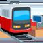 Tram Emoji (Messenger)