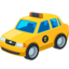 Taxi Emoji (Messenger)