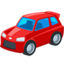 Automobile Emoji (Messenger)