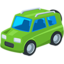 Sport Utility Vehicle Emoji (Messenger)