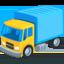 Delivery Truck Emoji (Messenger)