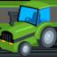 Tractor Emoji (Messenger)