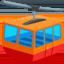 Mountain Cableway Emoji (Messenger)