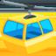 Aerial Tramway Emoji (Messenger)