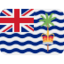 British Indian Ocean Territory Emoji (Twitter, TweetDeck)