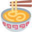 Steaming Bowl Emoji (Twitter, TweetDeck)