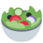 Green Salad Emoji (Twitter, TweetDeck)